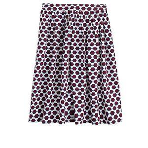 J.Crew Patio Sunglass Print Skirt 8
